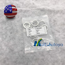 New 10PCS Oil Drain Plug Crush Washer Gaskets 11126-AA000 For Subaru H/Q