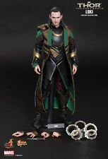 Hot Toys MMS 231 Thor The Dark World Loki Tom Hiddleston (Normal Version) NEW