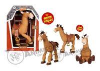 "Disney Store Toy Story BULLSEYE 18"" TALKING FIGURE 2019 Movie Horse NEW 4 PIXAR"