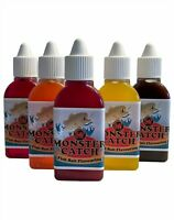 Monster Catch 30ml Concentrated Boilie Fishing Bait Flavouring - Make Your Baits