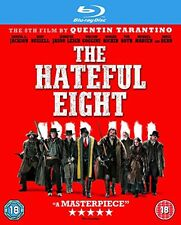 The Hateful Eight [Blu-ray] [DVD][Region 2]