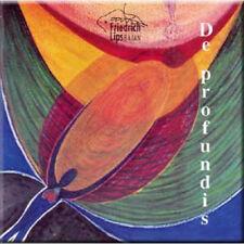 DE PROFUNDIS - FRIEDRICH LIPS (CD)