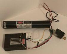 Laser Driver Inc Power Supply Model 314SLF4 & Hughes Laser Model 3221H (Tested)