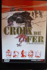 DVD guerre croix de fer en TBE 1976 avec james coburn et james mason