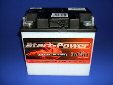 intAct Bike-Power Classic Batterie 12 V / 30 Ah DIN 53030