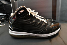 Pre-Owned Nike Air JORDAN Big Ups Concord Black #467893-003 Us Size 13