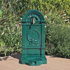 CLGarden Standbrunnen Wasserzapfstelle WZS5 Wandbrunnen Wasserhahn Garten außen