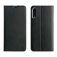 Muvit Etui pour Samsung Galaxy A50 porte cartes Noir