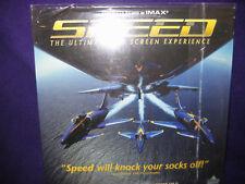 SPEED - LaserDisc - The Ultimate Big Screen Experience