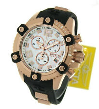 InvictA DIVER 80367 Rose Gold Arsenal Reserve Chronogpaph Swiss Ret.$1895   NEW