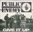 PUBLIC ENEMY Give It Up CD Single - Card Sleeve