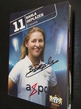 67724 Barla Deplazes FC Zürich Damen Frauen original signierte Autogrammkarte