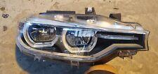 BMW 3 F30 Front Right LED Headlight 7453484 19866102 RHD 2016