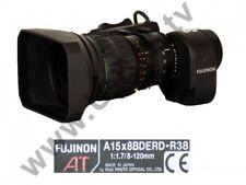 Fujinon camera lens a 15 x 8 BERD-R38