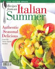 The Silver Spoon Recipes From An Italian Summer 2019 Authentic Delicious