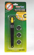 Master Tools / Trumpeter: Hobby Hobby Rivet Maker / Nieten-Rolle Modellbau 09910