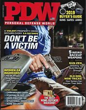 Personal Defense World August / September 2019