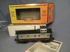 MTH Rail King MTHRRC Club 2002 Vintage Limited Edition Offset Steel Caboose