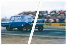 1960s Drag Racing-1965 A/XS 427 Nova-Roger Cole-Frank Townsend-BEE LINE DRAGWAY