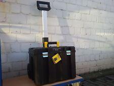 Stanley FMST1-75753 Mobile Tool Box Fatmax Tstak with Teleskophandgriff