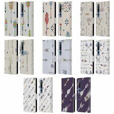 OFFICIAL KRISTINA KVILIS ARROW LEATHER BOOK WALLET CASE COVER FOR XIAOMI PHONES
