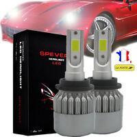 D2S D4S 110W COB LED Phare de Voiture Conversion Ampoule Feu Headlight Blanc