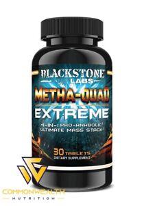 Blackstone Labs METHA QUAD Extreme 4-In-1 Pro Anabolic - 30 Tablets