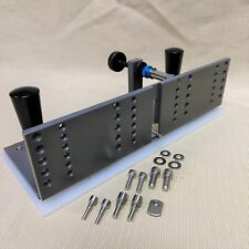 D D Work Rest Knife Bevel Grinding Jig 10 X 25 With Handles Made In Usa