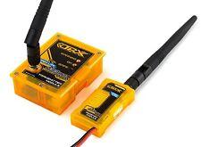 OrangeRX RSF08SB 8Ch Receiver w/FS and SBUS Suits Futaba S-FHSS/FHSS-2 3.5-8.4V
