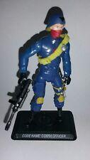 Fuerza de acción/Gi Joe 25th aniversario oficial Variante Rara Completa Cobra
