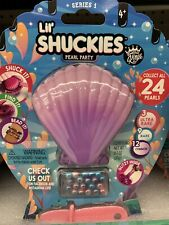 Lil'Shuckies Pearl Party Kit New Sealed