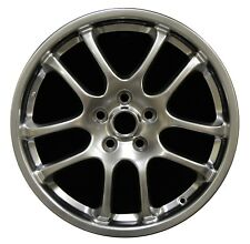 "18"" Infiniti G35 2005 2006 Factory OEM Rim Wheel 73682 Hyper Silver"