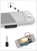 Gulikit Microphone NS07 for Nintendo Switch/Switch Lite/PS4 Console Accessories
