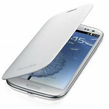 Samsung Case Galaxy S3 I9300 Flip Cover White
