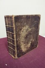 1807/1806 Bible Collins Perkins & Co., 2nd Edition