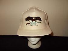 VTG-1991 Bill of Rights Constitution USA trucker Eagle hat sku6 #truckerhats