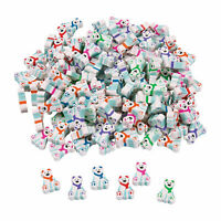 Bulk Mini Polar Bear Erasers - 144 Pc. - Stationery - 144 Pieces