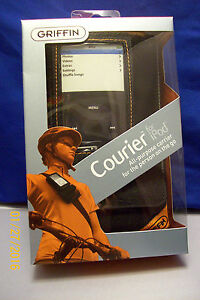 GRIFFIN COURIER CASE 30 60 80GB VIDEO NANO iPOD iPhone