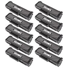 10 MLTD104S MLT-D104S BLACK Toner Cartridge for Samsung ML-1661 ML-1675 ML-1865W