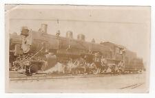 ANTIQUE TRAIN PHOTOGRAPH Photo CB&Q Q Chicago Burlington Quincy RAILROAD RR
