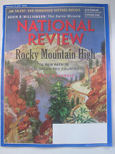 National Review VLXVN17 - Rocky Mountain High - September 16, 2013
