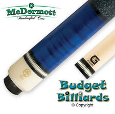 New listing McDermott G201 Pool Cue with 12mm G-Core & Free Hard Case