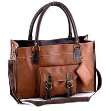 Tote Messenger Handbag Shoulder Bag Hobo Satchel Women