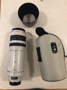 Canon EF 100-400mm f/4.5-5.6 IS USM L Lens