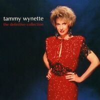 Tammy Wynette - The Definitive Collection (NEW CD)