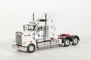 Kenworth T909 Prime Mover Truck Aero Kit White/Red Drake 1:50 Scale #Z01552 New!