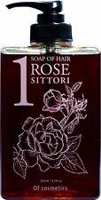 "Of cosmetics Soap of hair ""1RO SITTORI"" 265ml Moisture"