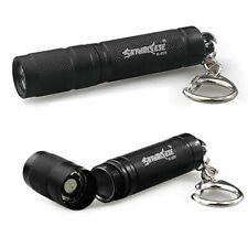SKYWOLFEYE Super Bright Pocket Keychain Light CREE LED Flashlight Mini Key Ring