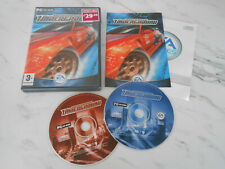 NEED FOR SPEED UNDERGROUND 1 - NFS 7 PC GAME - FREE POSTAGE - *COMPLETE *