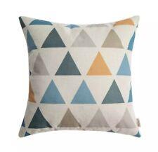 "18"" Square Decorative Pillow Cover Home Decor Geometric pattern"